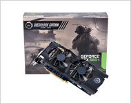 Emtek HV GTX660 Ti OverClock Edition D5 2GB Dual Fan