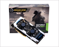 Emtek HV GTX660 Ti OverClock Edition D5 3GB Dual Fan