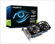 Gigabyte 지포스 GTX660 TI UDV OC D5 2GB WINDFORCE 2X