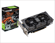 Inno3D GeForce® GTX 660Ti D5 2GB Herculez 2000S Version