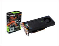 Inno3D GeForce® GTX 660Ti D5 2GB