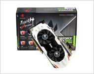 Colorful GTX650 TI Boost iGame-U D5 2GB White Shark